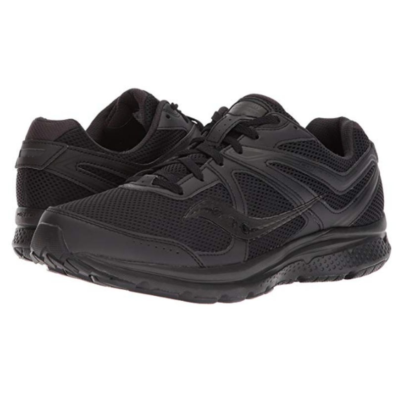 saucony womens guide iso black
