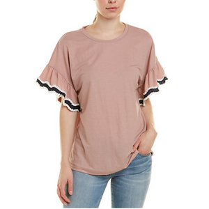 Women's Ruffle Top