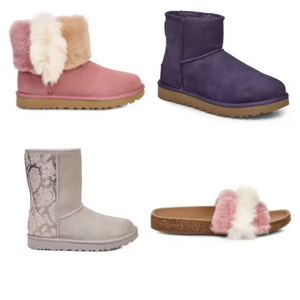 Up to 60% Off at UGG Closet