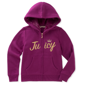 Juicy Couture Girls Hoodie