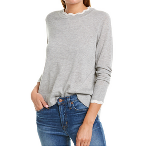J.Crew Wool-Blend Sweater