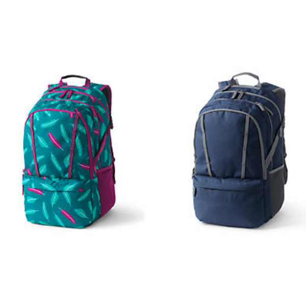 Lands End Kids ClassMate Backpacks