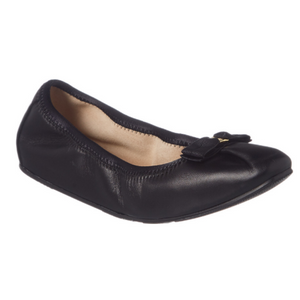 Salvatore Ferragamo Leather Ballet Flat