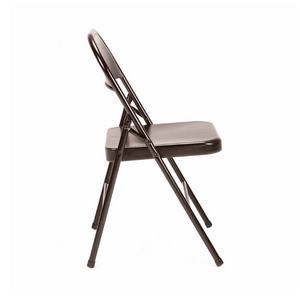 Pack Of 4 Mainstays Steel Folding Chairs (2 Colors)