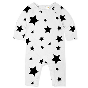Infant Star Playsuit