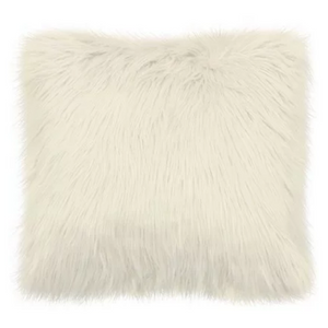 French Connection Sheepskin Pillow (2 Colors)