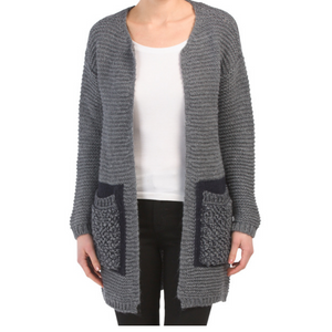 Women's Knit Cardigan (3 Colors)