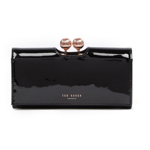Ted Baker London Patent Leather Wallet