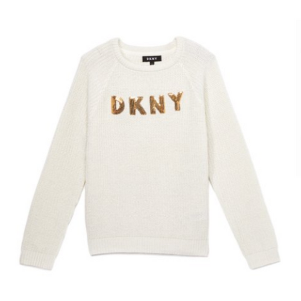 DKNY Girls Sweater