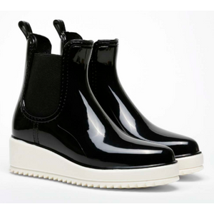 Women's Wedge Rain Boot