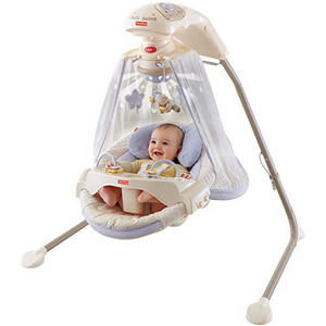 Fisher-Price Papasan Cradle Swing