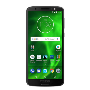 Unlocked Moto G6 with Alexa Hands-Free Smartphone