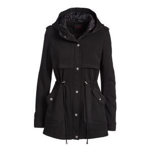 Women's Fleece hooded Jackets (6 Styles)