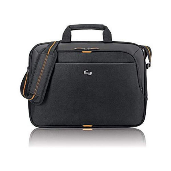 Solo Ace 15.6″ Laptop Slim Briefcase