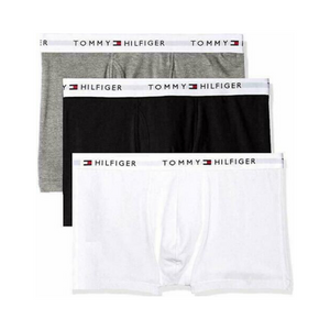 Pack Of 3 Tommy Hilfiger Men's Boxer Brief Trunks