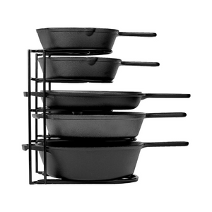 Save up to 30% on Cuisinel Cast Iron Cookware and Organization