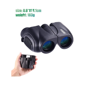 Tacklife Compact Folding Telescope 10 x 22 with Dust Proof for Kids
