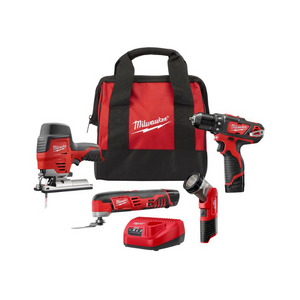 Up to 50% off Select Milwaukee Combo Kits
