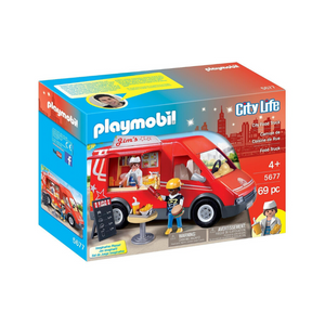 Playmobil Food Truck