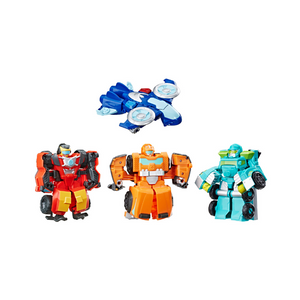 Playskool Heroes Transformers Rescue Bots Academy Rescue Team Pack