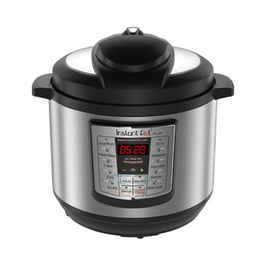 Instant Pot 8 Qt 6-in-1 Multi- Use Programmable Pressure Cooker