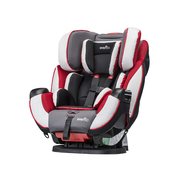 Evenflo Symphony Elite All-In-One Convertible Car Seat