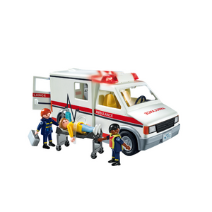 PLAYMOBIL Rescue Ambulance