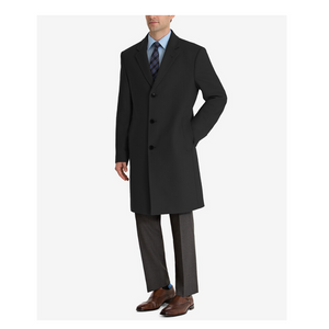 Ralph Lauren Men's Luther Wool Blend Top Coat