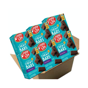 6 Boxes Of Enjoy Life Chewy Cocoa Loco Bars