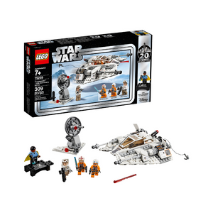 309-Piece LEGO Star Wars The Empire Strikes Back Snowspeeder Kit
