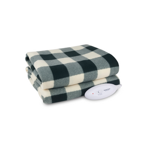 Biddeford Heated Electric Throw Blanket