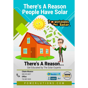 $500 Amazon Gift Card Upon Installation With PowerLutions Solar