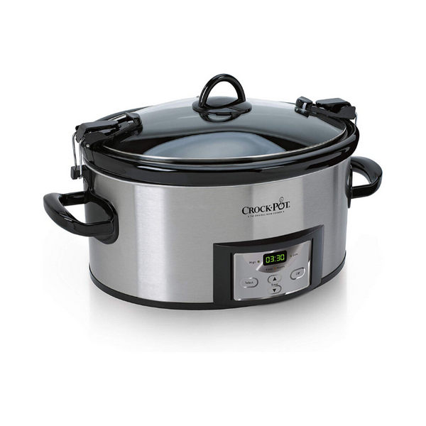 Digital 6-Quart Programmable Crock-Pot