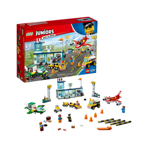 LEGO Juniors City Central Airport (376 Pieces)