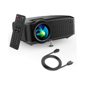 Portable LCD 2019 Newest Video Projector