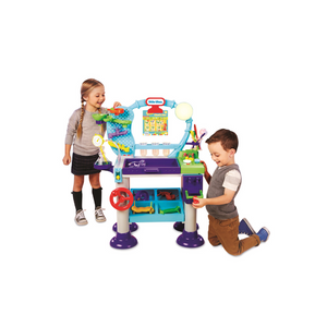 Little Tikes STEM Jr. Wonder Lab Toy with Experiments