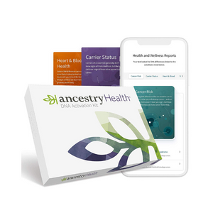AncestryHealth Core: Health + Genetic Ethnicity Test