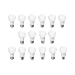 Pack Of 16 Philips LED Non-Dimmable Bulbs