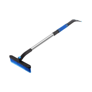 Extendable Car Snow Brush With Ice Scraper
