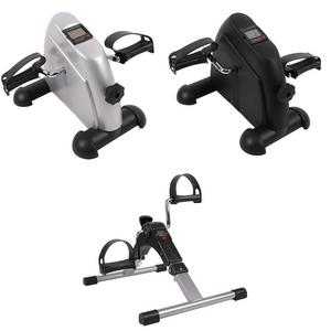 3 Pedal Exercisers With LCD Monitor On Sale