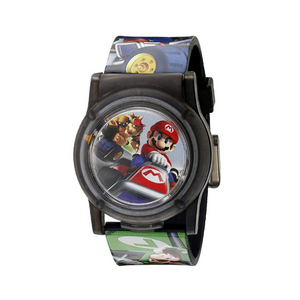 Nintendo Kids' Digital Display Mario Kart Watch