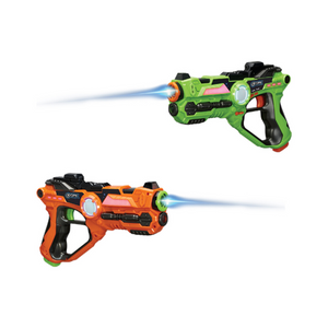 Pack Of 2 Laser Tag Blasters