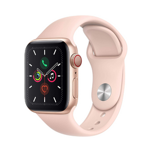 Apple Watch Series 5 40mm Gold Aluminum (GPS + Cellular)