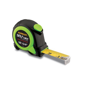 Komelon 16′ Self-Lock Tape Measure