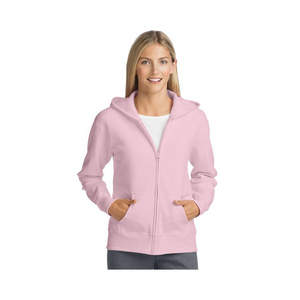 Hanes Women's Full-Zip Hoodies Or Sweatshirts (5 Colors)