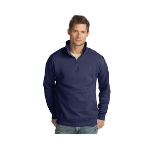 Hanes Lightweight Quarter Zip Jackets (5 Colors)