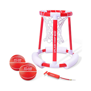 GoSports Splash Hoop 360 Floating Pool Basketball Game