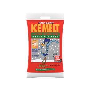 Road Runner Ice Melt Salt Blend, 20 LB Bag