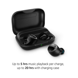 Amazon Echo Buds With Charging Case And Alexa Enabled