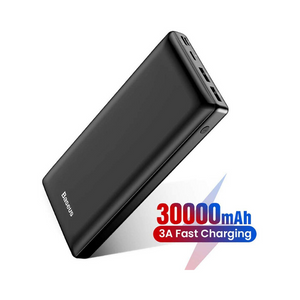 Powerful 30000mAh Fast Charging External Battery Pack